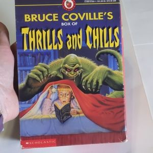 Bruce Coville books